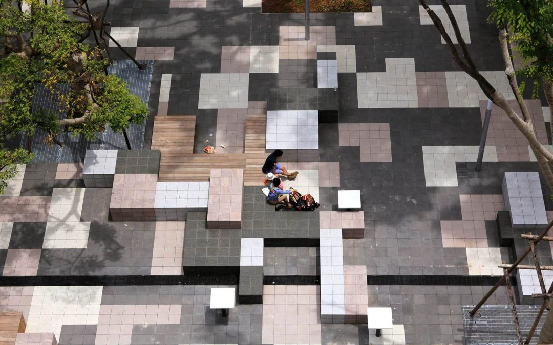 Permeable Hydropavers | The Pavers For Commercial Spaces